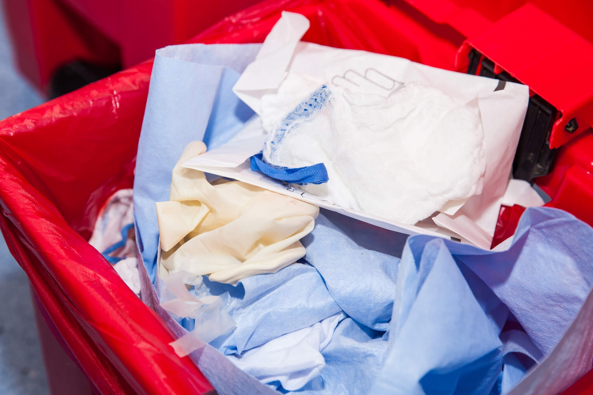 Ho Chi Minh city faces medical waste overload as pandemic surges