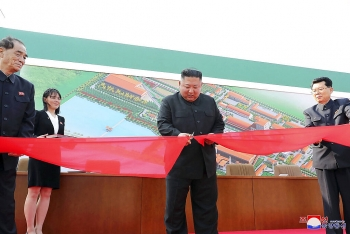 World breaking news today (June 6):  Kim Jong-un reappears in public after one-month absence