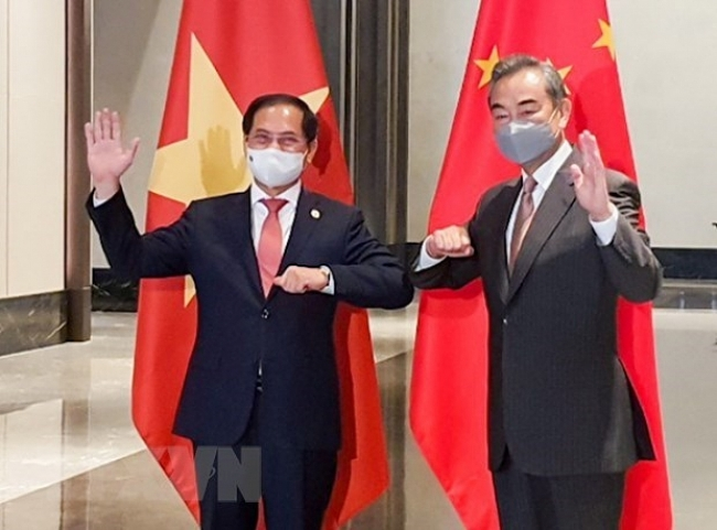 Vietnam, China strive to reach Code of Conduct in the Bien Dong Sea