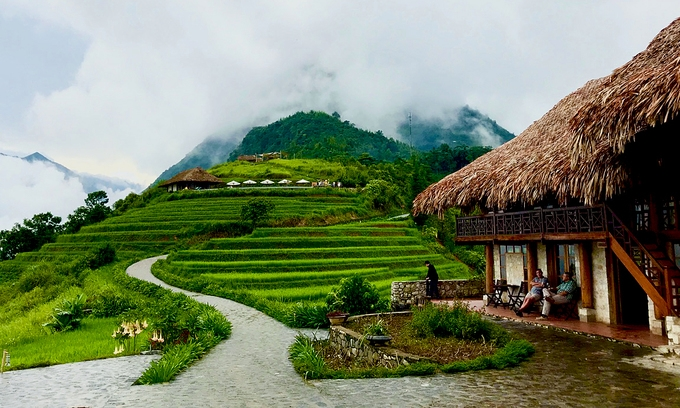 Vietnamese visitors grow fond of local heritage and culture