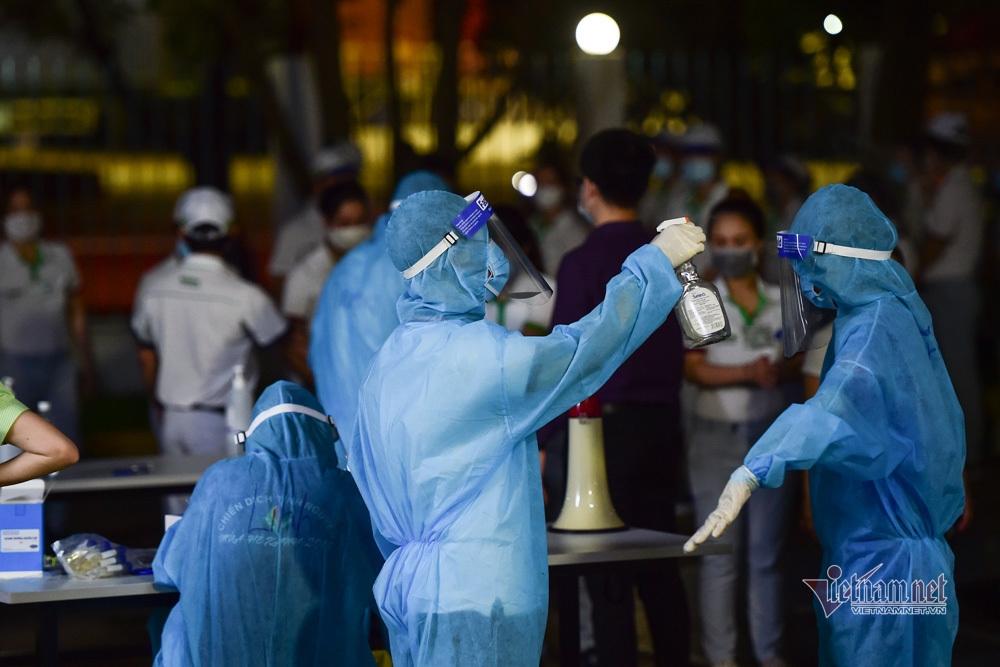 Ho Chi Minh City faces imminent Covid-19 spread