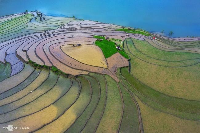 Picturesque photos of Vietnam