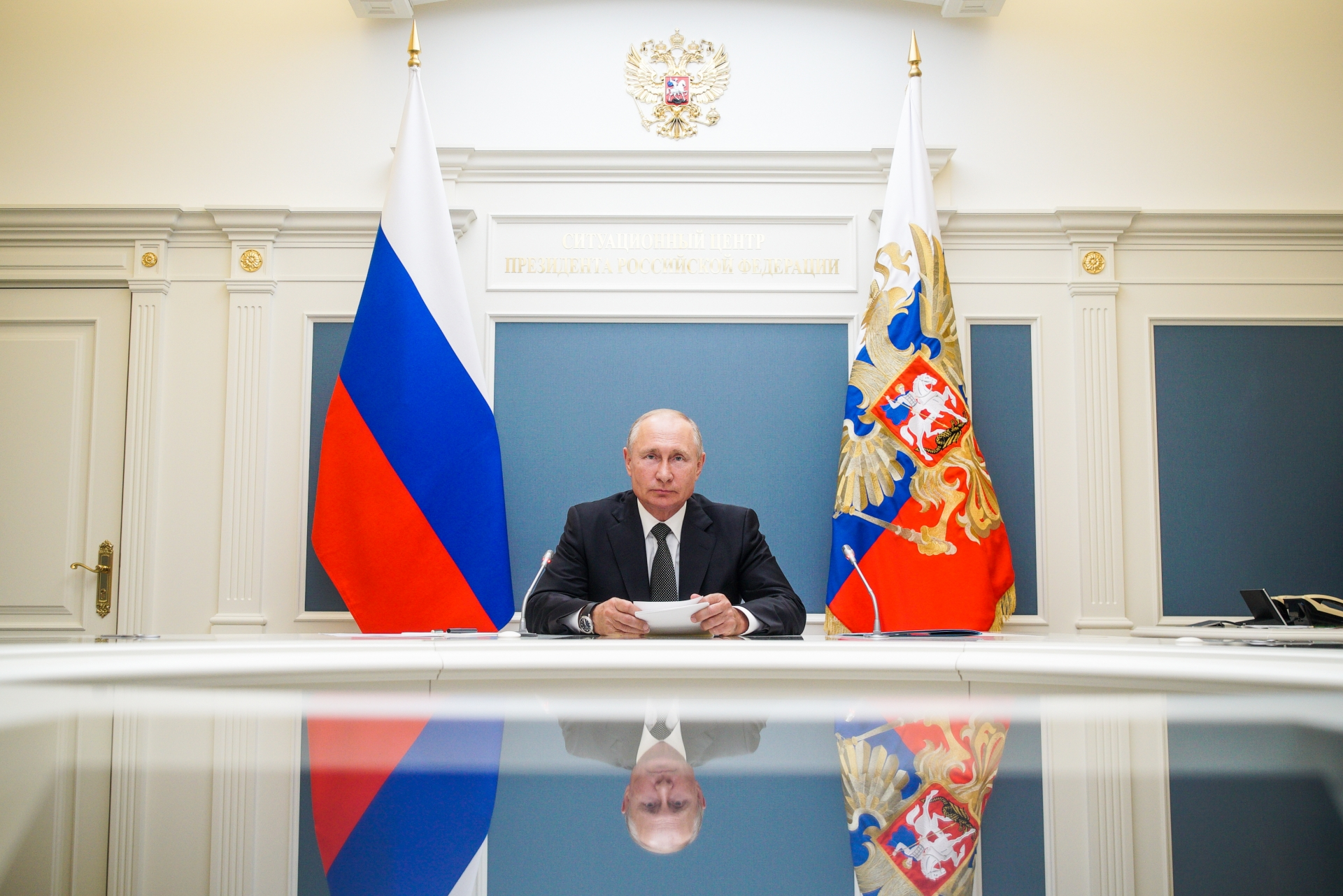 Vladimir Putin now able to extend his rule until 2036