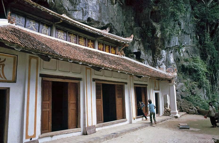 simple beauty of ninh binh province in the 90s