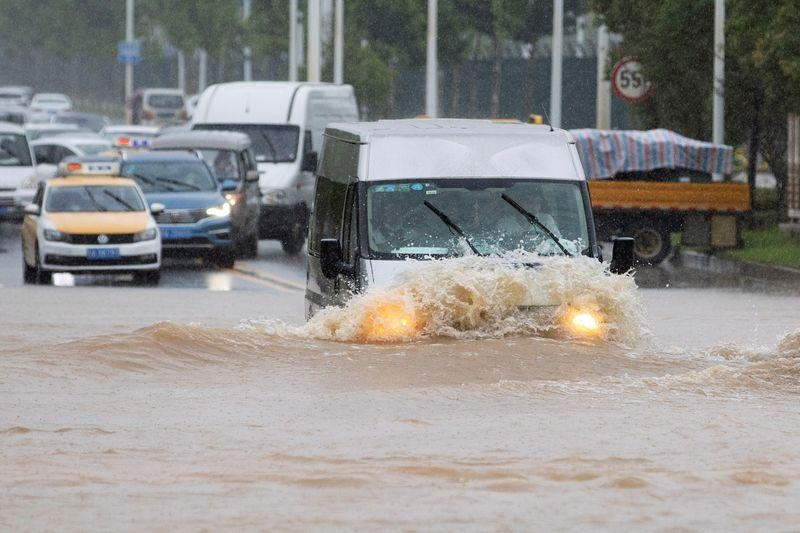 Wuhan has raised its emergency flood response level from level III to level II