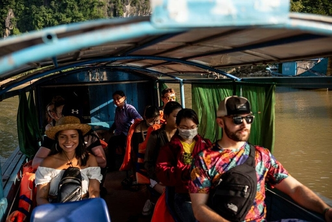 gorgeous phong nha in the eyes of an international reporter