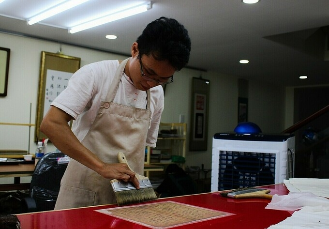 The Vietnamese 'lifesaver' of old books