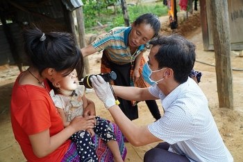 diphtheria cases in vietnams central highlands reach 65