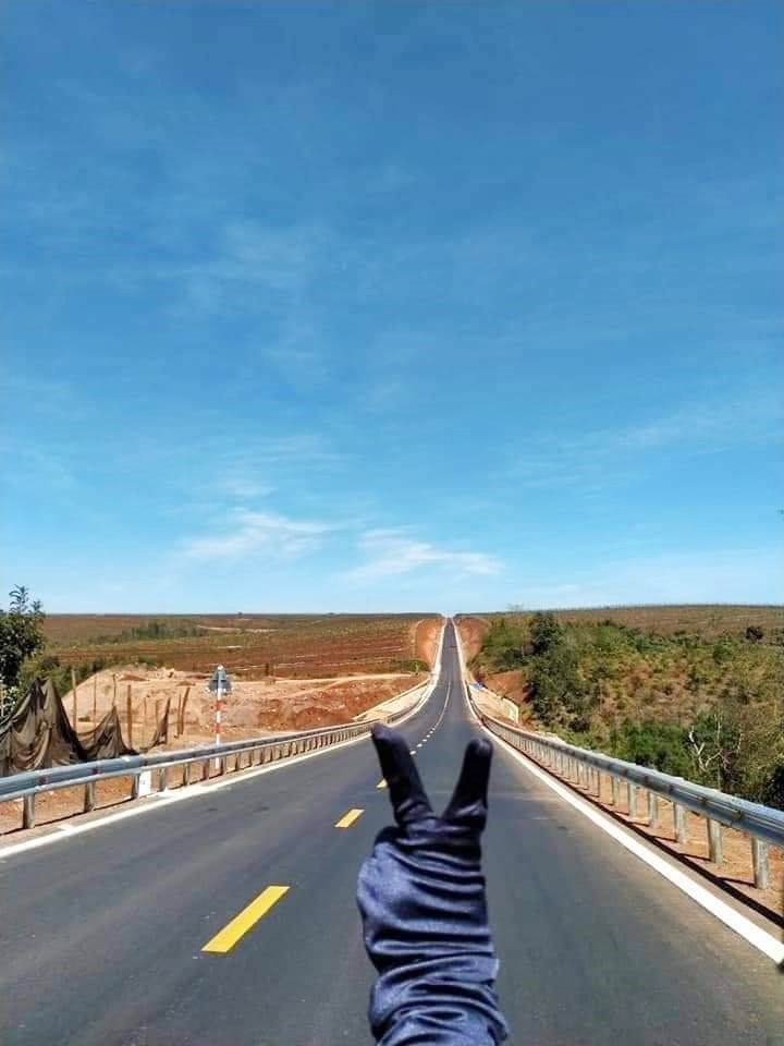 """Marvelous plus thrilling """"road to the horizon"""" in Vietnam's Central Highlands"""