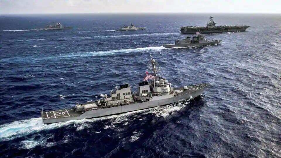 India plans to invite Australia to join the annual Malabar naval exercise t