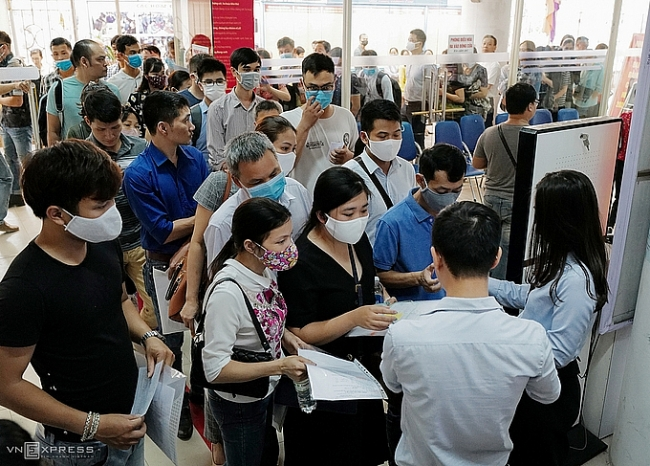 31 million Vietnamese workers severely hit by COVID-19