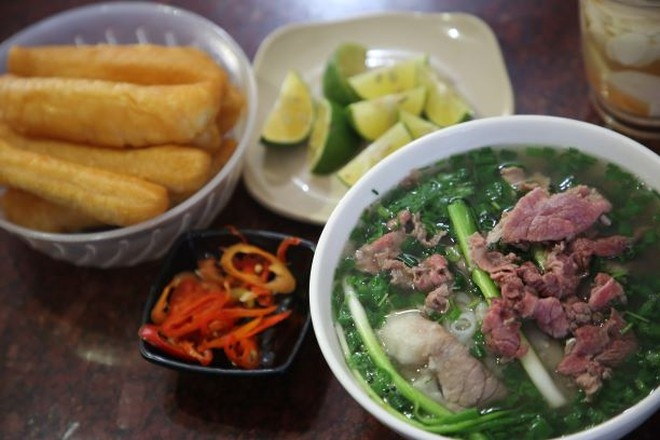vietnams fried breadsticks and pho in the journey the conquere taste