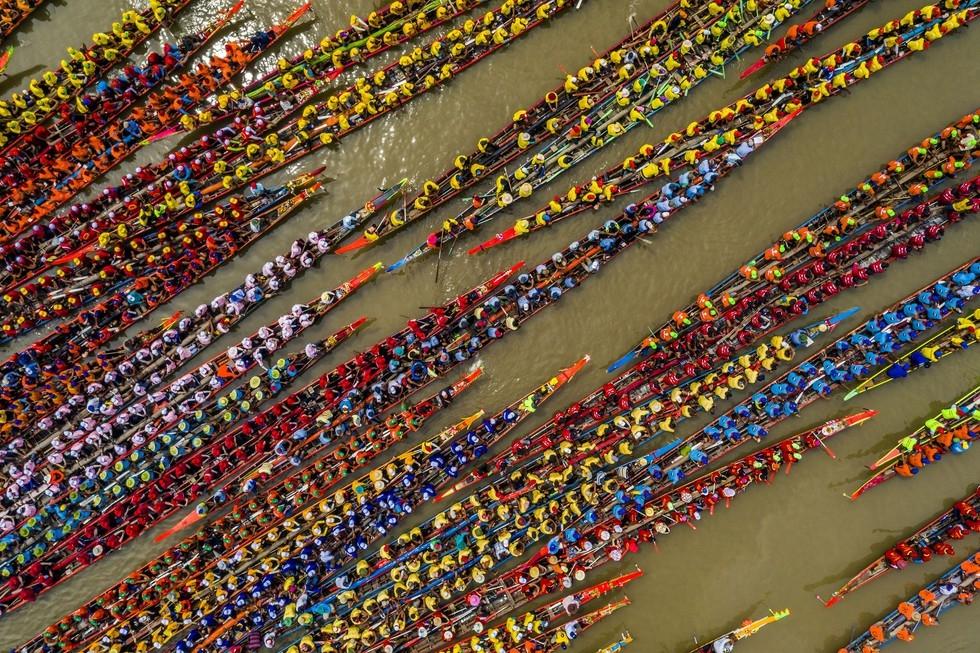 Ngo boat racing
