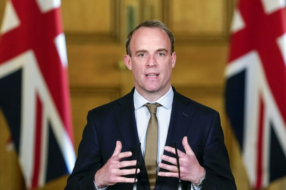 world news today july 20 uk to suspend extradition treaty with hong kong