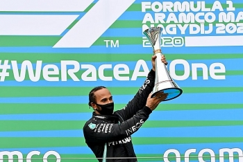 2020 f1 updates lewis hamilton levels legend michael schumachers record