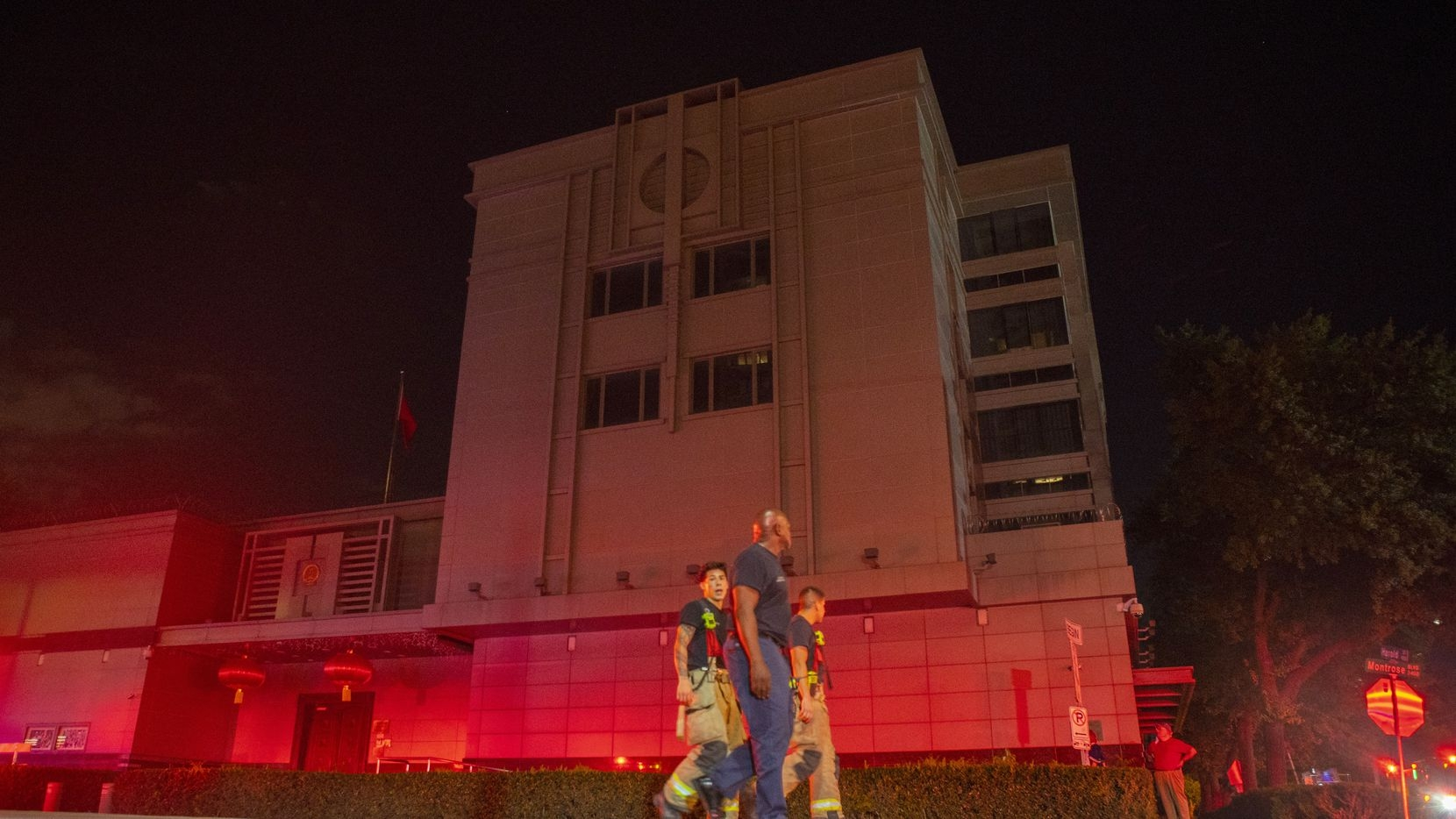 world breaking news today july 23 china blasts houston consulate shutdown as trump election gambit