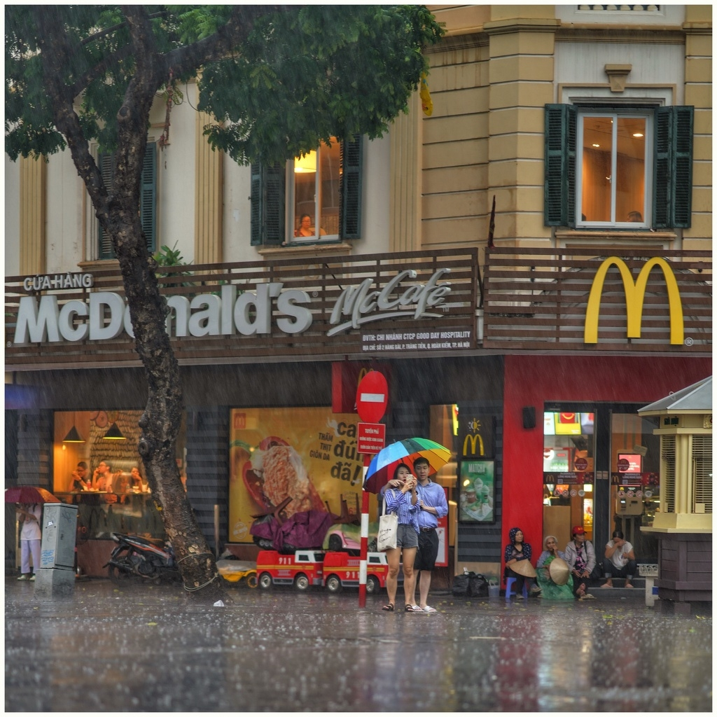 dreamy corners of hanoi in summer rains