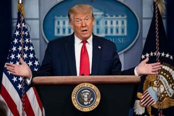 donald trump rows back on delaying 2020 presidential election