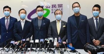 world breaking news today july 31 hong kong blocks 12 democrats from election