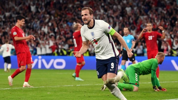 EURO 2020 TODAY (July 8): England 2-1 Denmark, Kane steers England to the final