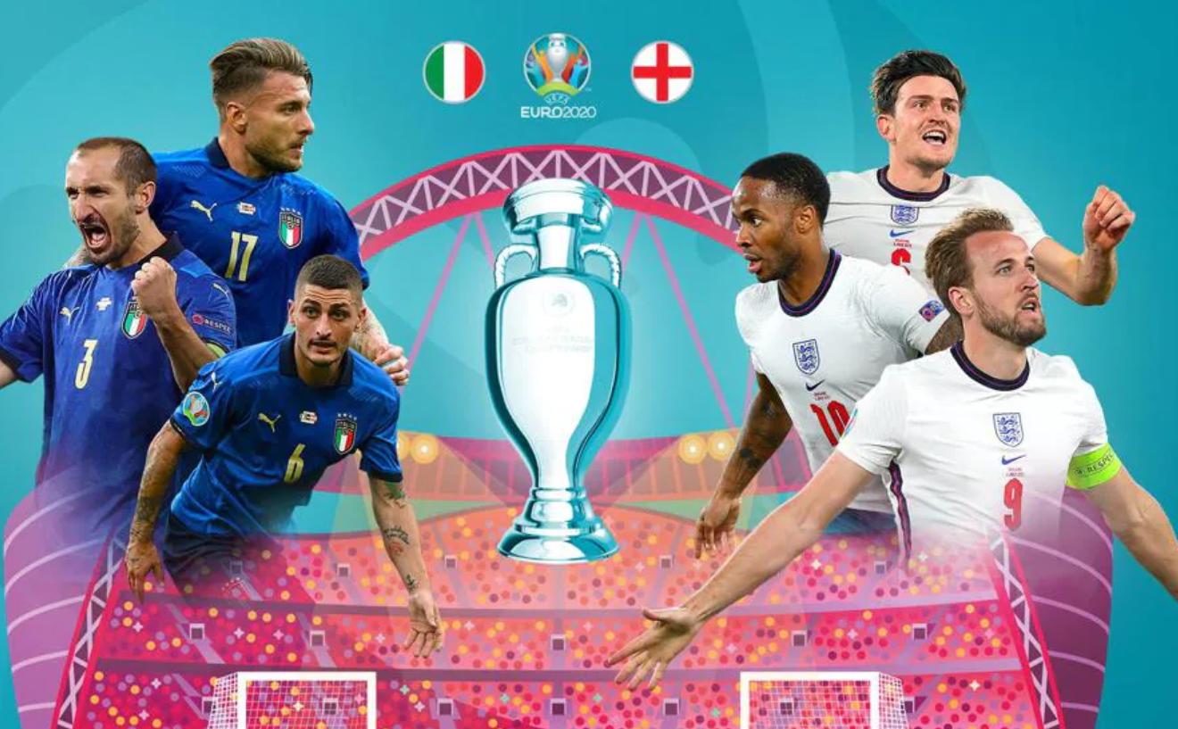 England vs Italy EURO Final: Lineups and Team News Predictions