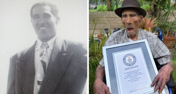 Who Is Oldest Person In History and At Present?