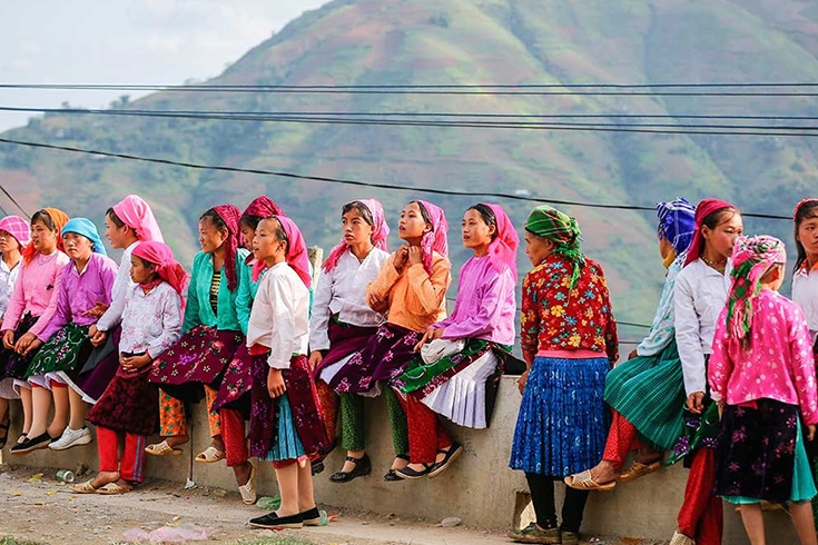 Khau Vai Love Market, Must-experience Heritage in Ha Giang