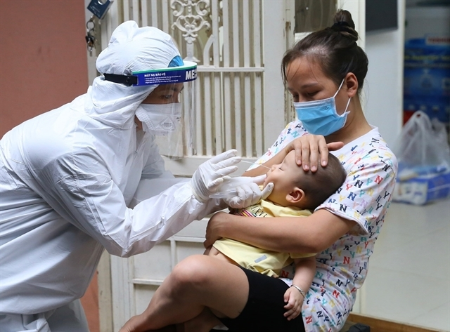 Hanoi tightens anti-pandemic measures as infections rise
