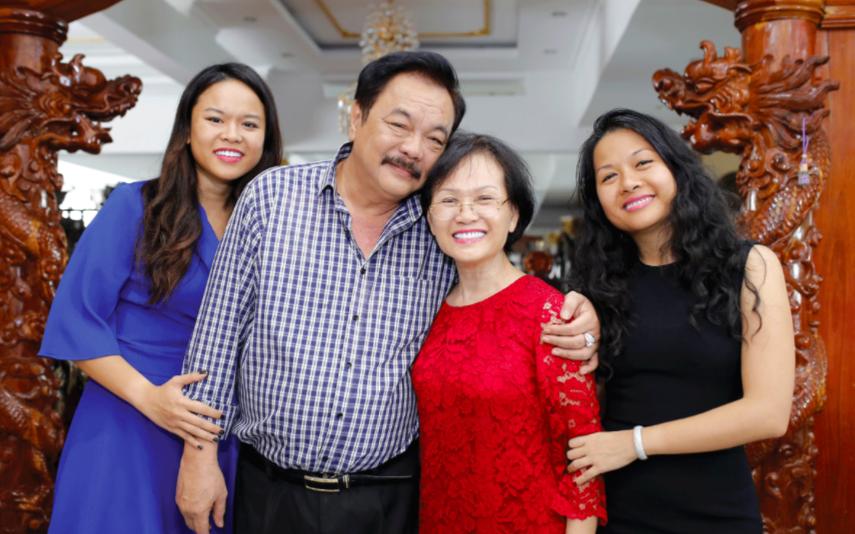 Secrets of Phuong Uyen Tran – the Inheritor of Tan Hiep Phat