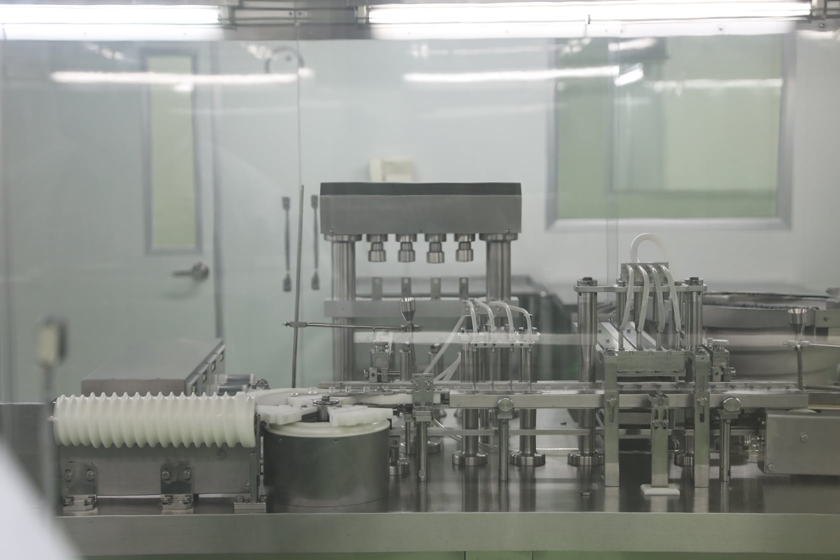 A Look into Sputnik V Processing Line in Vietnam