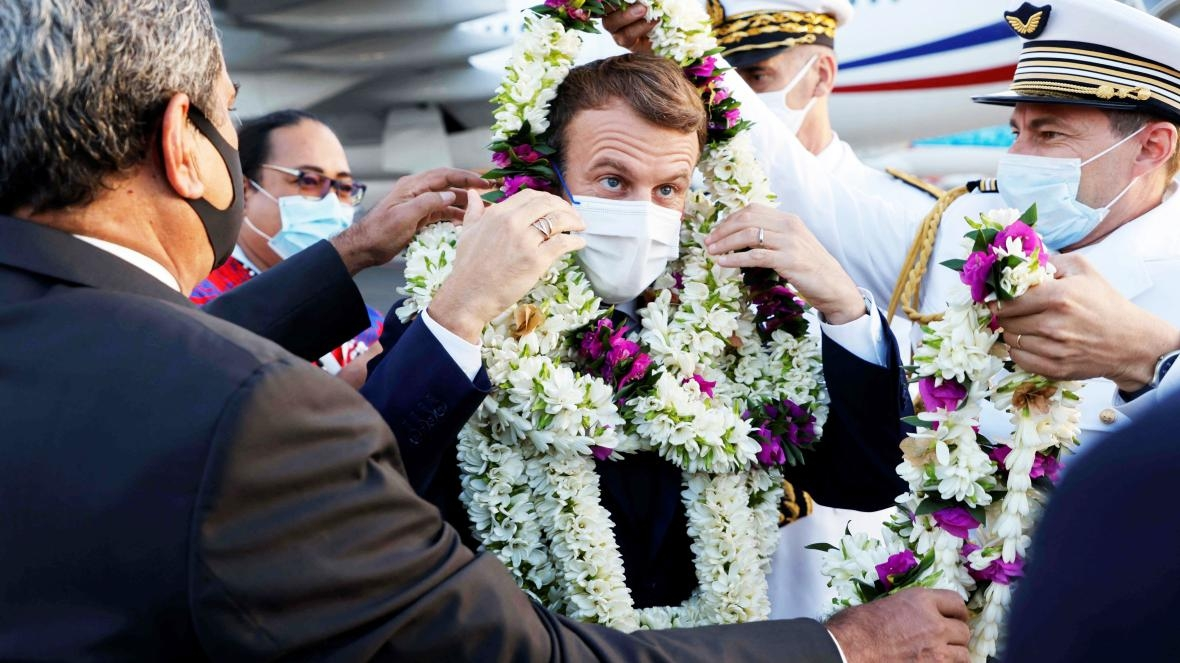 Macron Promises Closer Ties with Japan to Oppose Chinese Expansion in the Pacific