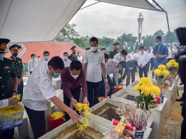 Remembering Vietnam's Fallen War Heroes