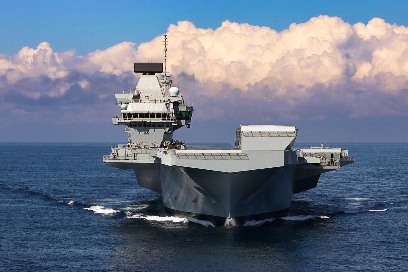UK Warship Enters South China Sea Despite Beijing Warnings