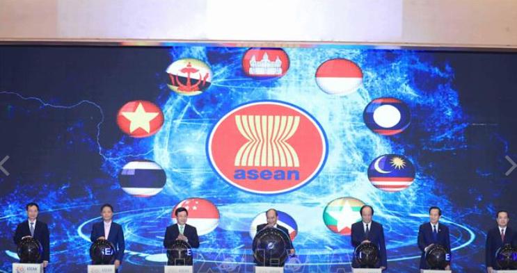 In Photos: Vietnam Celebrates 26 Year Partnership with ASEAN