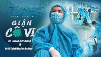 'Gian Co Vi' - New Covid-themed Song to Spread Positivity - Video