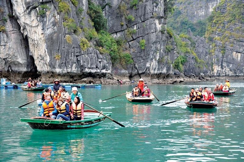 vietnam witnesses sharp intl arrivals drop in first seven months