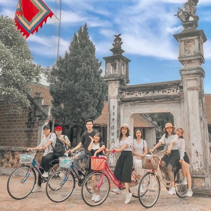 5 ideal destinations for motorbike trips near hanoi