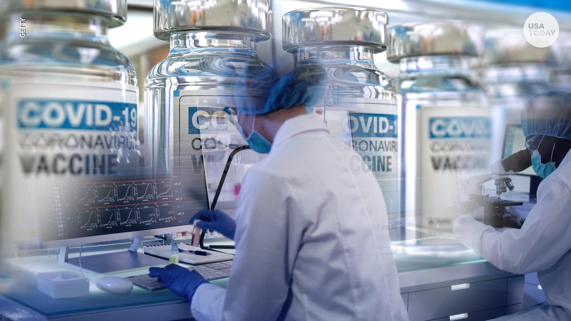 U.S. will pay $1 billion for 100 million doses of Johnson & Johnson's COVID-19 vaccine candidate