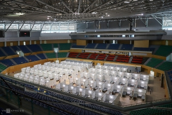 da nang field hospital completed within 4 days