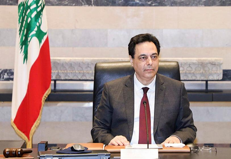 Lebanon's Prime Minister, Hasan Diab, today considered that the way out of this crisis is through early elections