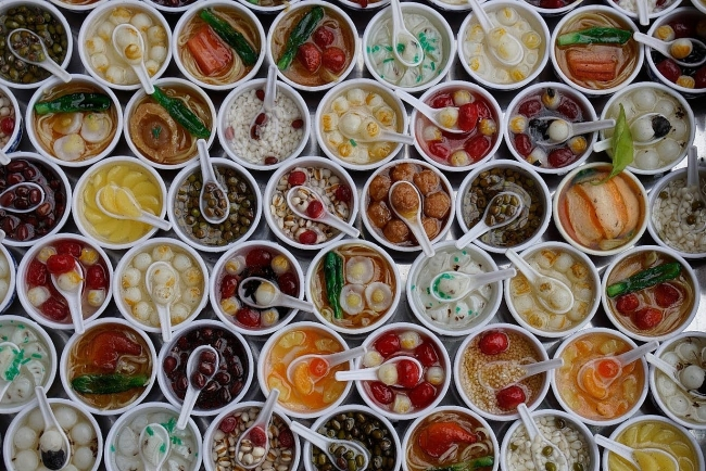 Vietnamese sweet soup hits world