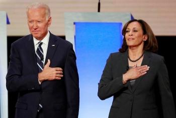 world breaking news today august 12 joe biden chooses senator kamala harris for white house running mate
