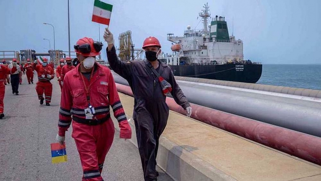 World breaking news today (August 14): U.S. seizes Iranian fuel cargoes for first time