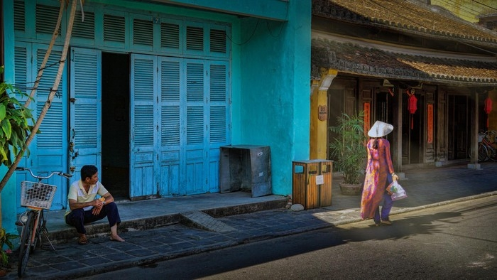 hoi an under the lens of foreign photographer