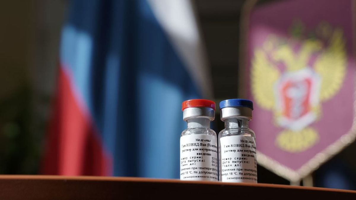 On Tuesday, Russian President Vladimir Putin announced Russian health officials approved what he said is the first coronavirus vaccine in the world,