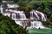 ban gioc waterfall in marvelous beauty