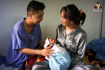 first vietnamese transgender man shares story on giving birth