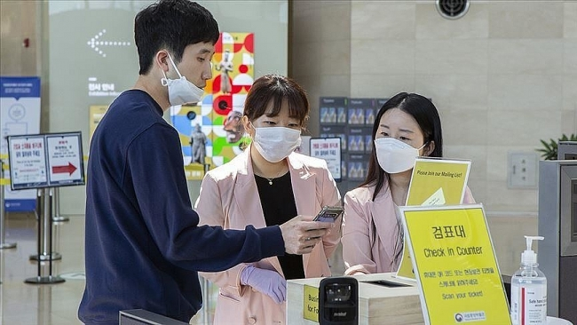 Protest outbreak leaves South Korea COVID-19 infections 'in full swing'