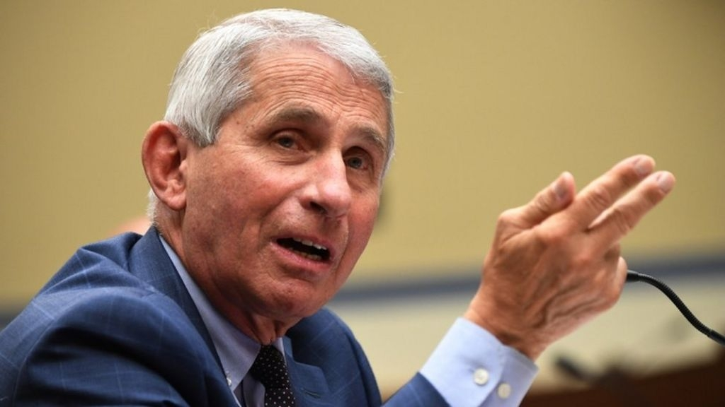 Anthony Fauci warns of rushing COVID-19 vaccine could undermine the testing of others