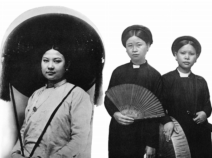 Photos of Vietnam in the 1880s under French photographer's lens